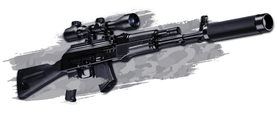 LaserWar Sniper