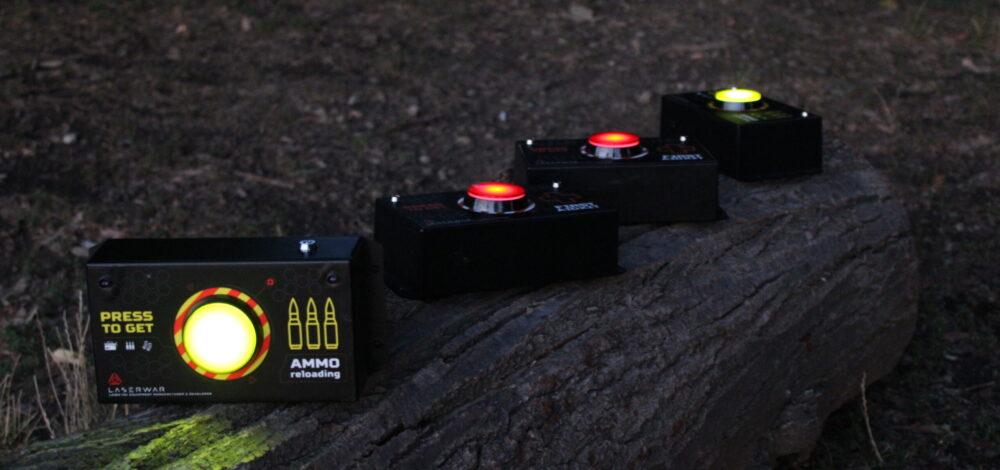 LaserWar devices